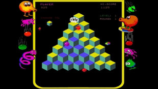 Q*Bert Rebooted Screenshot 9