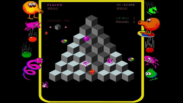 Q*Bert Rebooted Screenshot 13