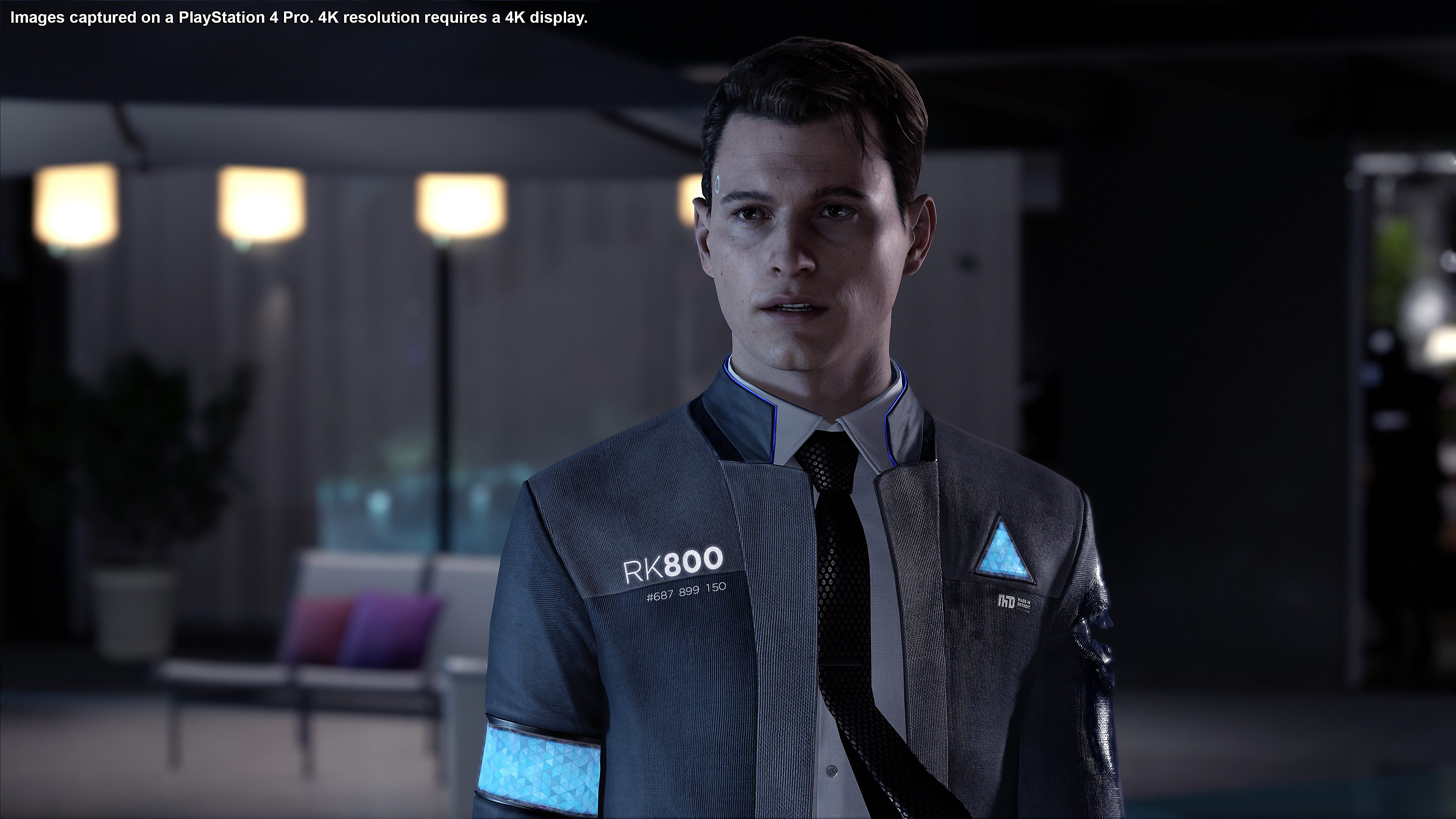 Captura de tela 1 de Detroit: Become Human