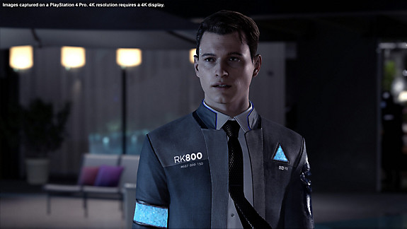 Quantic Dream Collection - Screenshot INDEX
