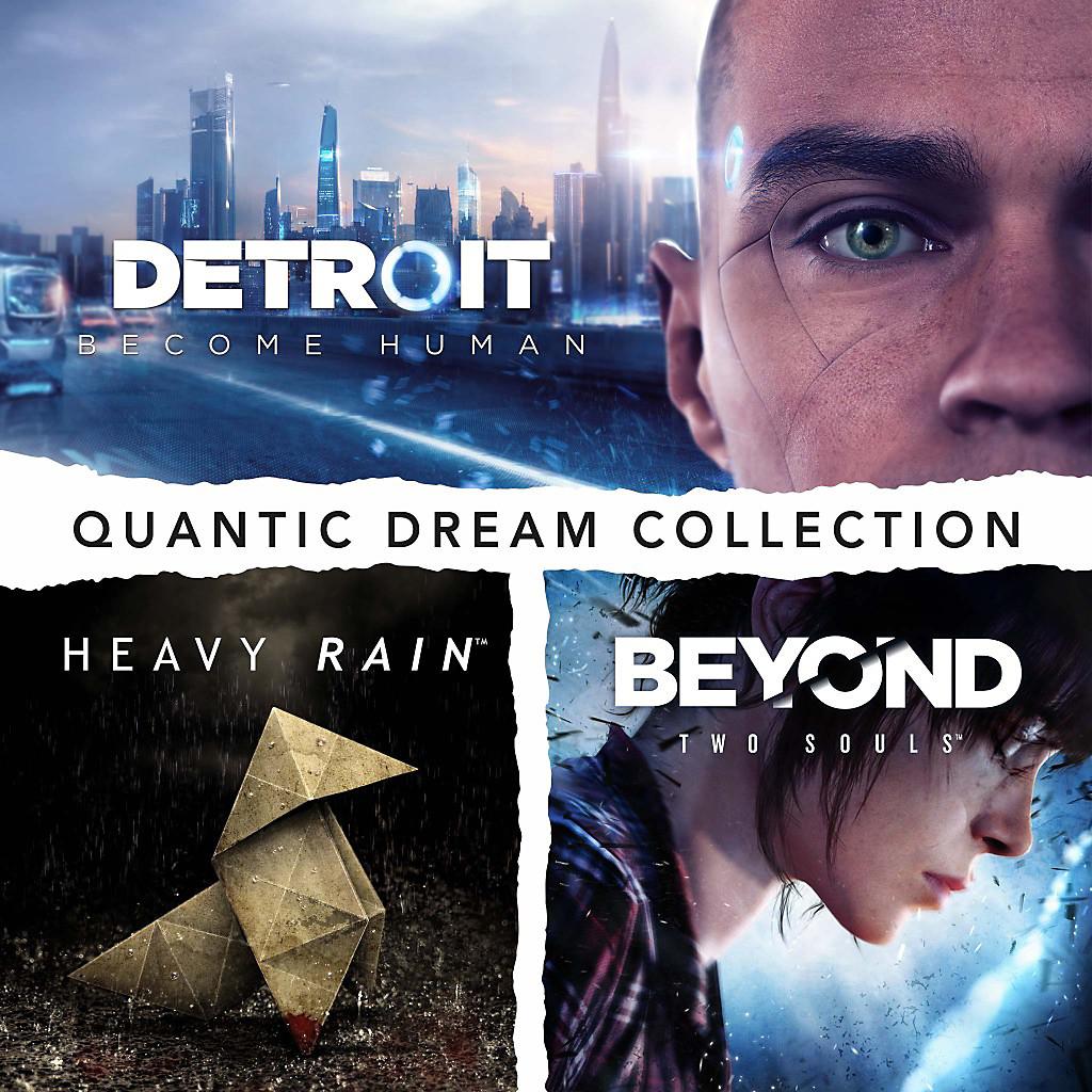 Hasil gambar untuk quantic dream collection