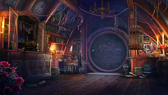 Queen's Quest 2: Stories of Forgotten Past - Screenshot INDEX