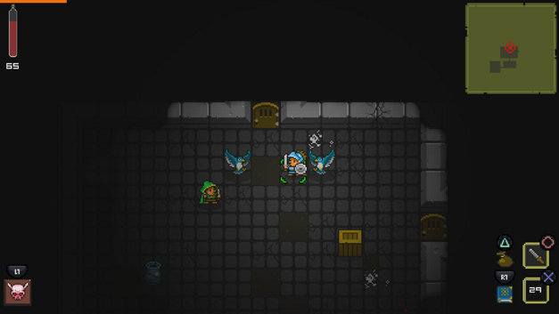 Quest of Dungeons Screenshot 1