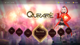 QURARE: Magic Library Screenshot 6