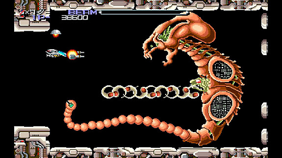 R-Type Dimensions EX - Screenshot INDEX