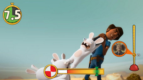 Rabbids® Invasion Trailer Screenshot