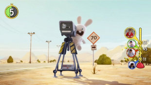 Rabbids® Invasion Screenshot 9