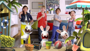 Rabbids® Invasion Screenshot 8