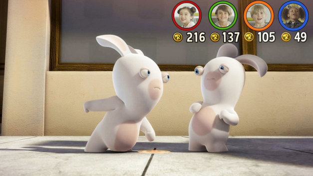 Rabbids® Invasion Screenshot 7