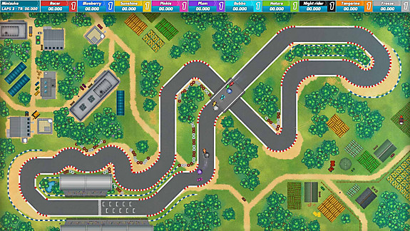 Race Arcade screenshot