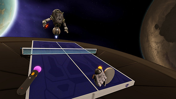 Racket Fury: Table Tennis - Screenshot INDEX
