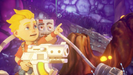 Rad Rodgers Trailer Screenshot