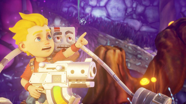 Rad Rodgers Screenshot 7