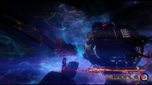 Radial-G : Racing Revolved (VR) Screenshot 23