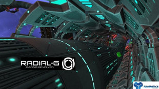 Radial-G : Racing Revolved (VR) Screenshot 3