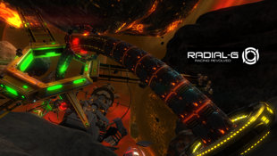Radial-G : Racing Revolved (VR) Screenshot 5