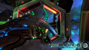 Radial-G : Racing Revolved (VR) Screenshot 6
