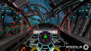 Radial-G : Racing Revolved (VR) Screenshot 24