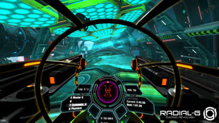 Radial-G : Racing Revolved (VR) Screenshot 11