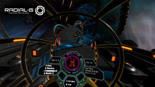 Radial-G : Racing Revolved (VR) Screenshot 14