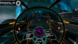 Radial-G : Racing Revolved (VR) Screenshot 15