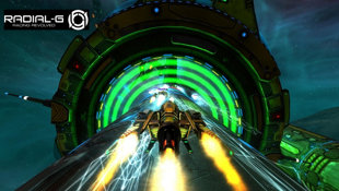 Radial-G : Racing Revolved (VR) Screenshot 21