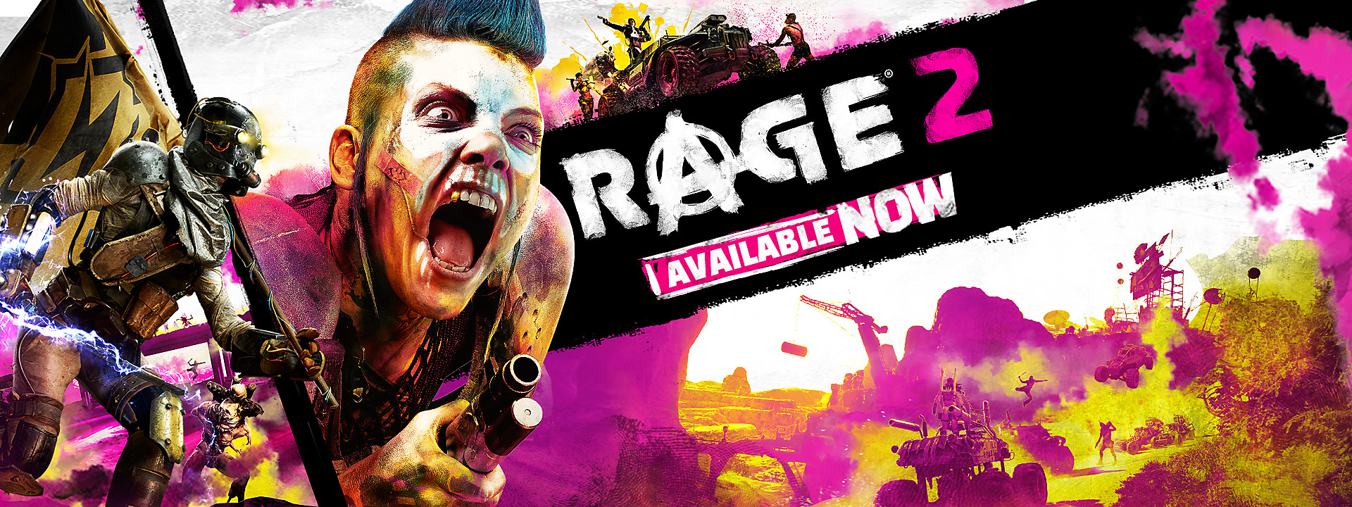 RAGE 2 - Now Available