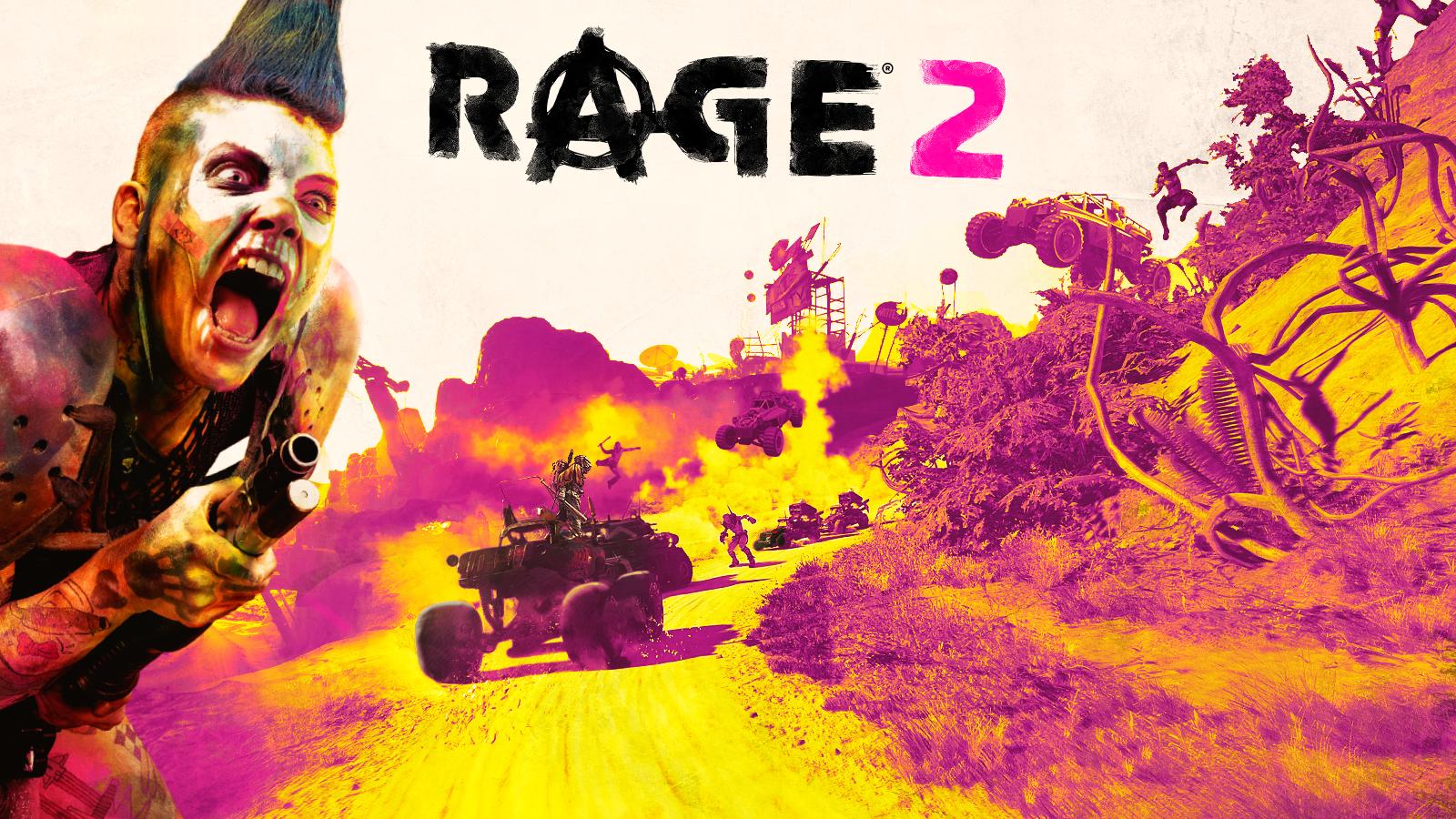 RAGE 2 Hadirkan Senjata Ikonik Doom Pada Gameplay Terbarunya!