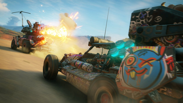 Rage 2 Screenshot 1