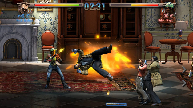 Raging Justice Screenshot 4