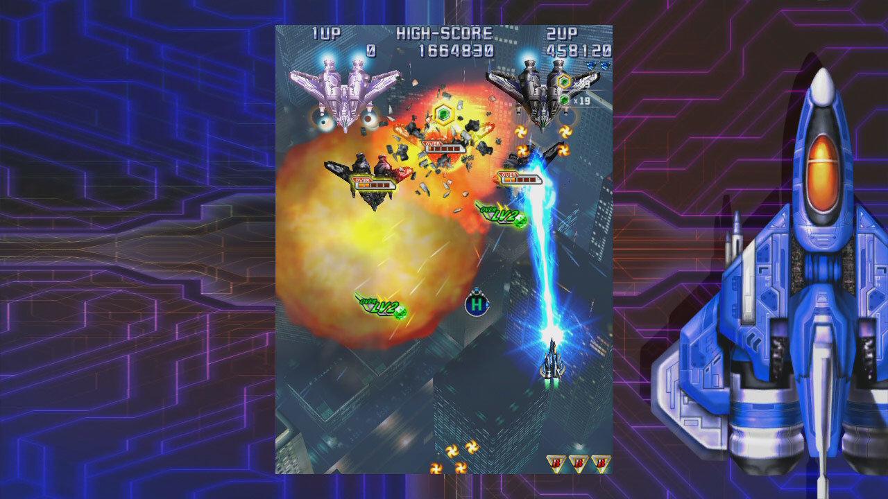 Raiden IV: OverKill Game | PS3 - PlayStation