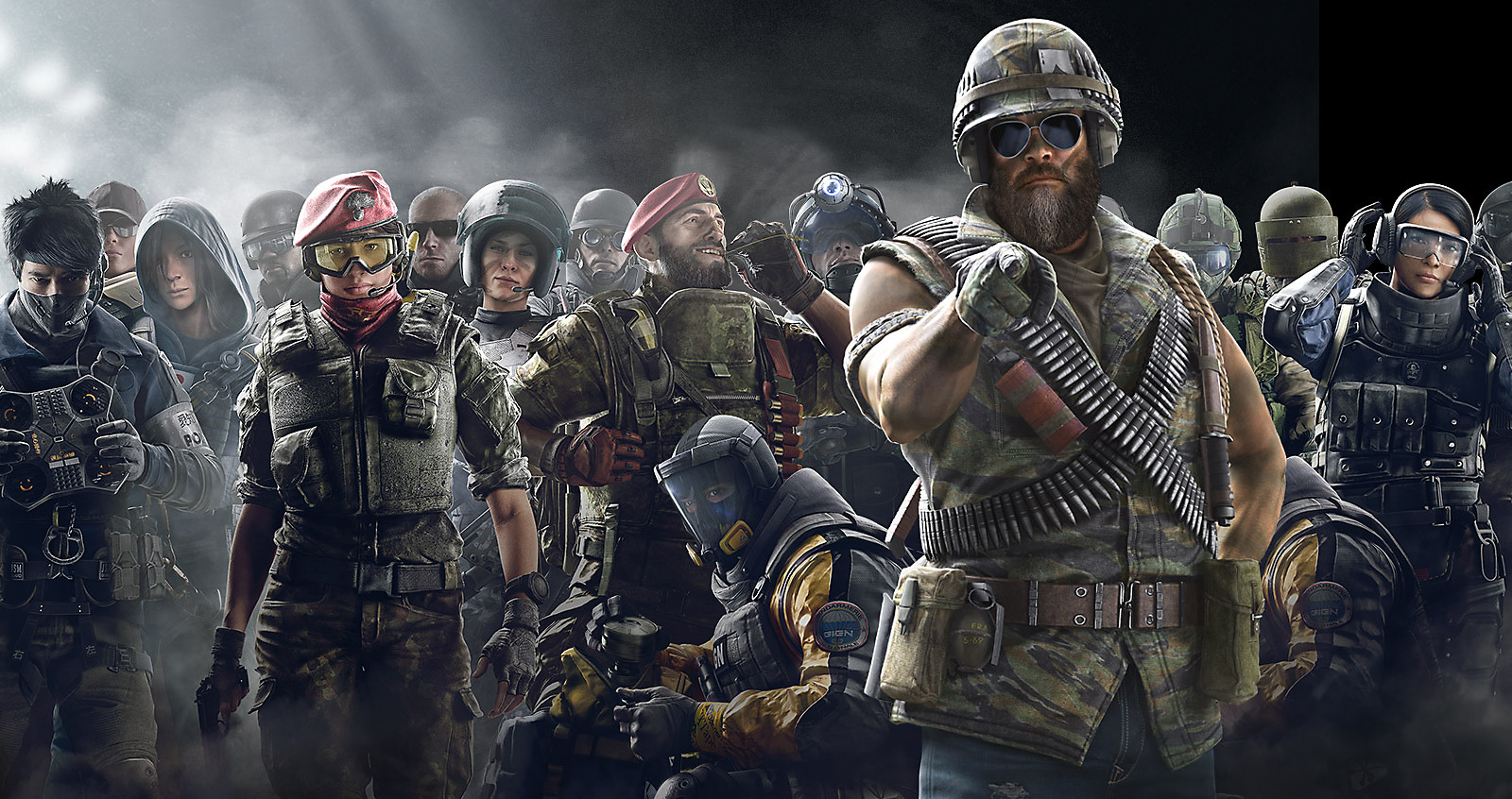 A Beginner's Guide to Rainbow Six Siege - First things first screenshot
