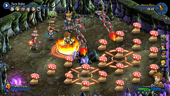 Rainbow Skies (PS3) - Screenshot INDEX