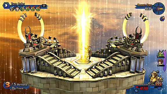 Rainbow Skies - Screenshot INDEX