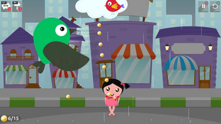 Raining Coins Trailer Screenshot