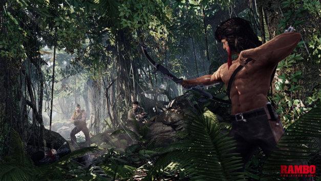 Rambo® The Video Game Screenshot 1