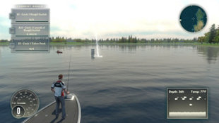 Rapala Fishing: Pro Series Screenshot 8