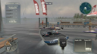 Rapala Fishing: Pro Series Screenshot 2