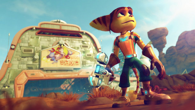Ratchet & Clank PS4 Screenshot 4