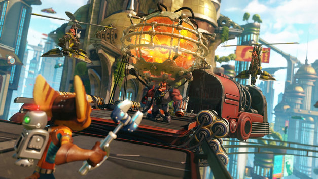 Ratchet & Clank PS4 Screenshot 1