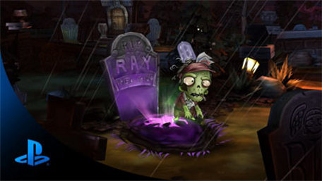 Ray's the Dead Trailer Screenshot