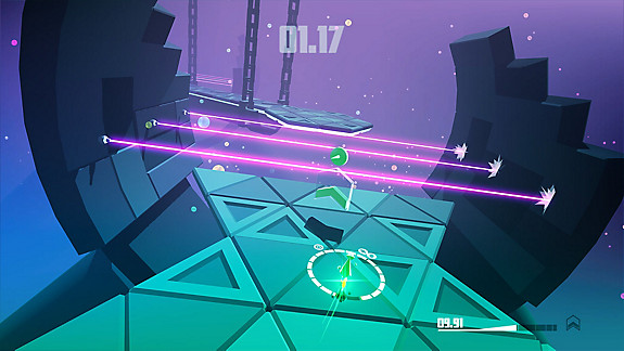 RAZED - Screenshot INDEX