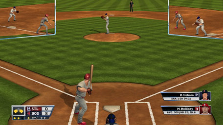 RBI Baseball 14 Trailer Screenshot