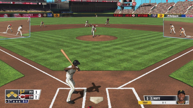 R.B.I. Baseball 15 Screenshot 1