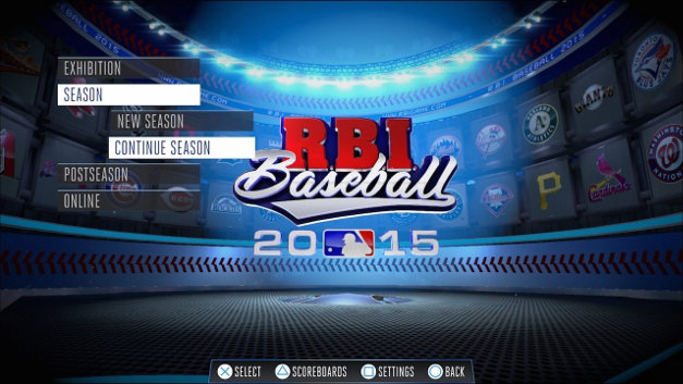 R.B.I. Baseball 15 Screenshot 10