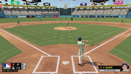 R.B.I. Baseball 17 Trailer Screenshot