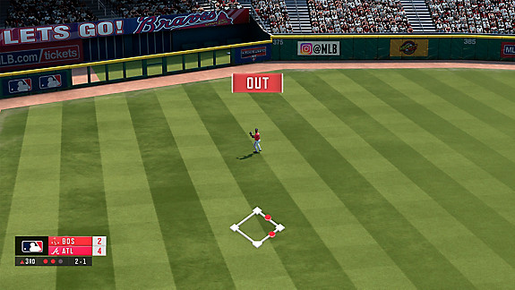 R.B.I. Baseball 19 - Screenshot INDEX
