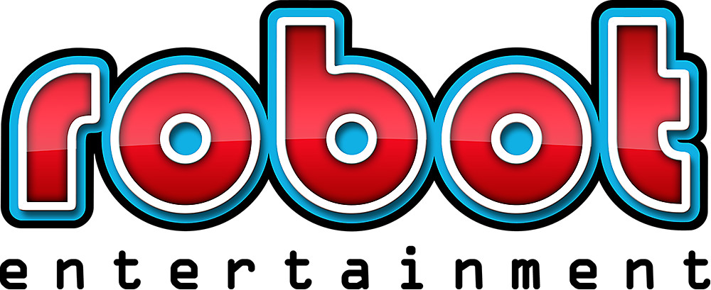 Logotipo de Robot Entertainment