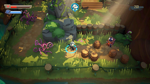 ReadySet Heroes - Screenshot INDEX