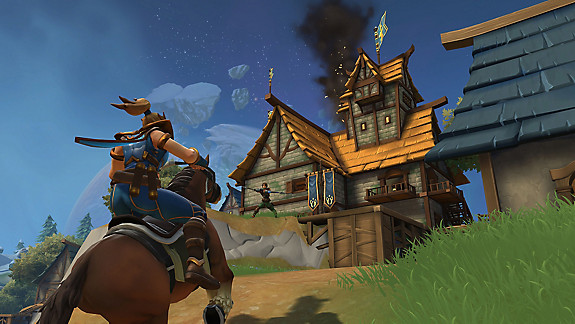 Realm Royale - Screenshot INDEX